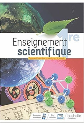 Enseignement Scientifique 1Ere - Kollektif