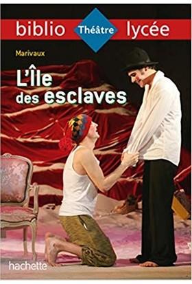 L'Île Des Esclaves - Nadine Castagnos