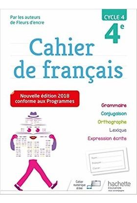 Cahier De Français 4Ème - Thomas Gargallo