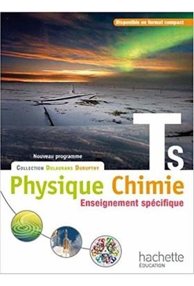 Physique Chimie Terminale S, Enseignement Spécifique - C.Bertagna/F.Carrier