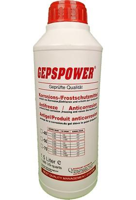 Geps Power Organik Kırmızı Antifriz 1.5 lt