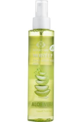 Madame Coco RÉPERTOIRE Aloe Vera Yüz Vücut Saç Spreyi 150 ml