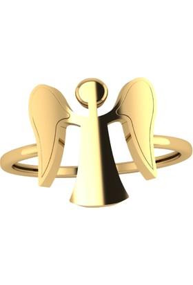 Kodd Melek Model Gümüş Yüzük
