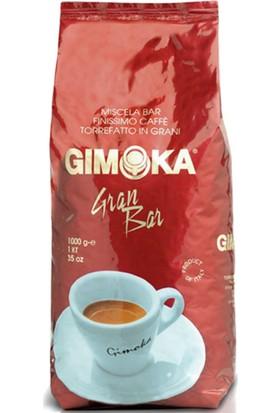 Gimoka Gran Bar Espresso Çekirdek Kahve 1000 gr