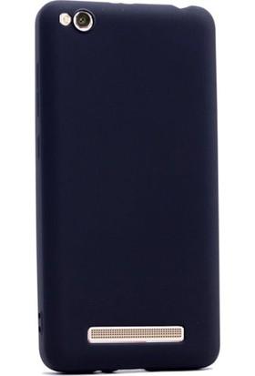 Kılıfist Xiaomi Redmi 4A Kılıf Premier Mat Silikon Kılıf Slim Fit Siyah