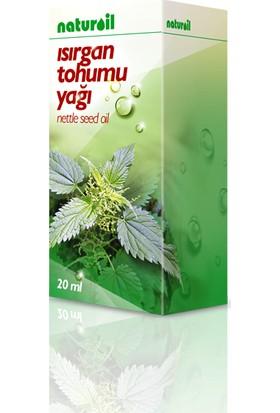 Naturoil Isırgan Tohumu Yağı 20 ml
