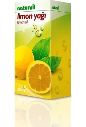 Naturoil Limon Yağı 20 ml