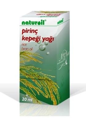 Naturoil Pirinç Kepeği Yağı 20 ml