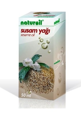 Naturoil Susam Yağı 50 ml
