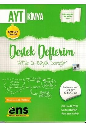 Ens Yayıncılık Ayt Kimya Destek Defterim - Sevtap Emek