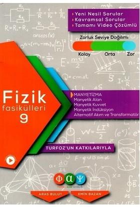 Fiziksel Alan Yayınları Fizik Fasikülleri 9 Manyetizma - Aras Bulut