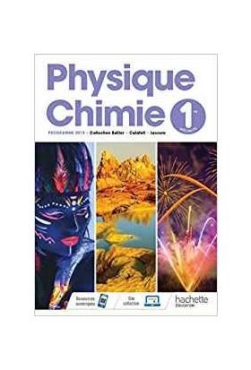Physique-Chimie 1ere