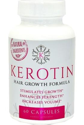 Kerotin Hologramlı Kerotin Hair 1 Aylık 60'lı Saç Bakımı