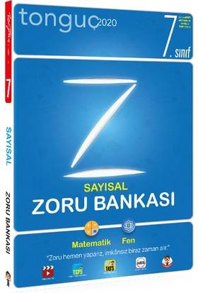 Tonguç Akademi Yayınları 7. Sınıf Sayısal Zoru Bankası