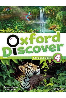 Oxford Discover: 4: Student Book Woorkbook