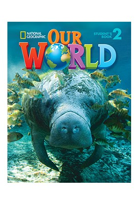 Our World 2 With Student's Book Workbook CD-Rom