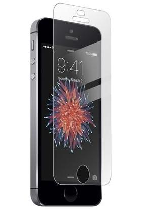 Kzn Apple iPhone 5/5S Ekran Koruyucu Nano Cam Şeffaf