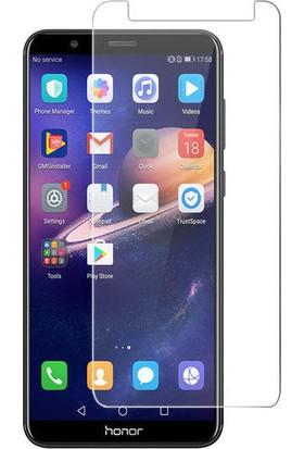 Kzn Huawei Honor 7X Ekran Koruyucu Nano Cam Şeffaf