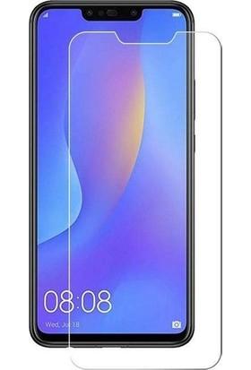 Kzn Huawei P Smart Plus Ekran Koruyucu Nano Cam Şeffaf