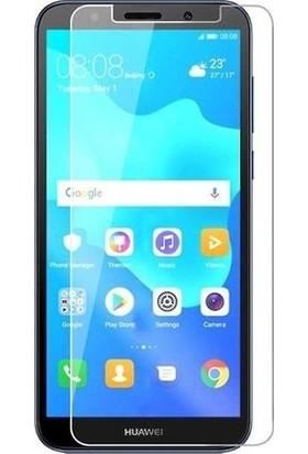 Kzn Huawei Y3 2018 Ekran Koruyucu Nano Cam Şeffaf