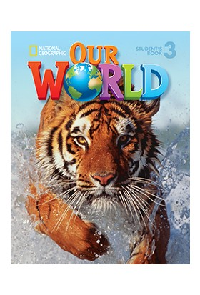 Our World 3 With Student's Book Workbook Cd-Rom