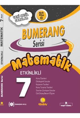 Günay Yayınları 7.Sınıf Bumerang Etkinlikli Kitap Matematik