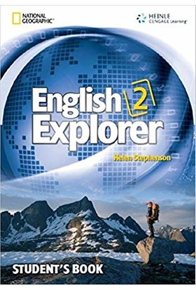 English Explorer 2 With Multirom: Explore, Learn, Develop (English Explorer: Explore, Learn, Develop)