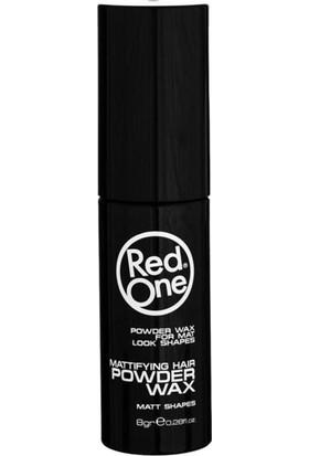 Red One Mattifying Hair Powder Wax 8 gr