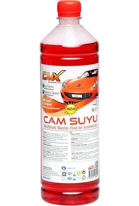 Divortex Şampuanlı Ve Parfümlü Yazlık Cam Suyu 1 Lt. X 1 Adet
