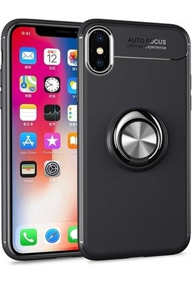 Eretna Apple iPhone X/XS Yüzüklü Kılıf