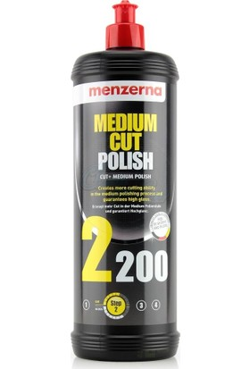 Menzerna Medium Cut Polish 2200 1 Lt.