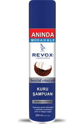 Revox At Kuyruğu Bitki Özlü Kuru Şampuan 200 ml
