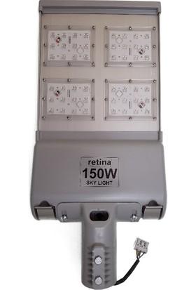 Retina Sky Light LED Sokak Lambası 150 W 5700K IP66