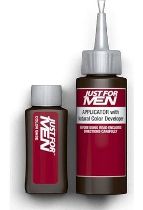 Just For Men Saç Boyası Koyu Kahverengi / Siyah H-45
