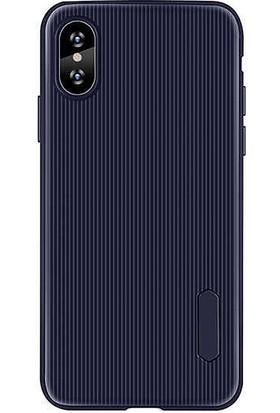 CoverZone Huawei Mate 30 Lite Silikon Kılıf Lacivert