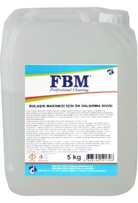 Fbm Endüstriyel Bulaşık Makinası İçin Ön Daldırma Sıvısı 5 kg