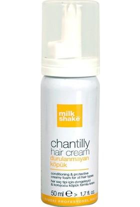 Milk Shake Chantilly Hair Cream Durulanmayan Saç Köpüğü 50 ml