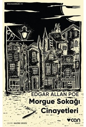 Morgue Sokağı Cinayetleri - Edgar Allan Poe