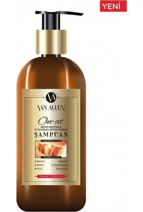 Van Allen On - At Bakım Şampuanı Dökülme Önleyici ve Sıradışı Uzama 400 ml