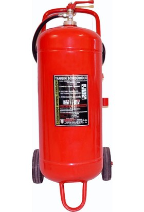 Mert 50 kg Köpüklü Yangın Söndürme Tüpü