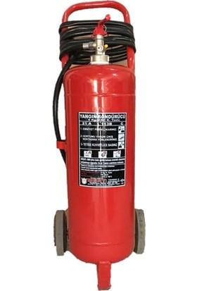 Mert 25 kg Abc Kuru Kimyevi Tozlu Yangın Söndürme Tüpü