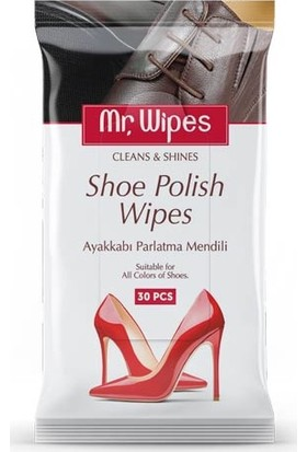 Farmasi Mr. Wıpes Ayakkabı Parlatma MENDILI-1205005