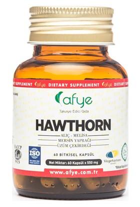 Afye Hawthorn 60 Kapsül 600 Mg