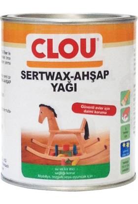 Clou Sert Wax Ahşap Yağı 750 ml