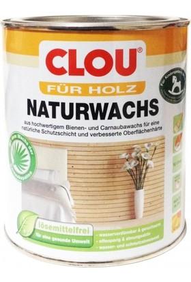 Clou Sıvı Doğal Ahşap Wax 750 ml