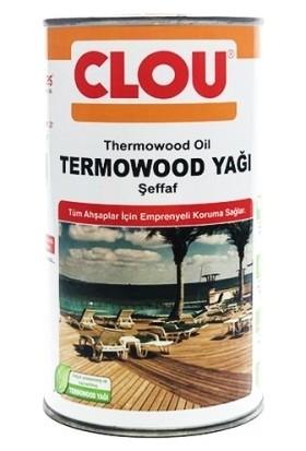Clou Thermowood Yağı 750 ml