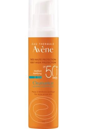 Avene Emulsion Spf50+Cleanance Solarıe 50 Ml