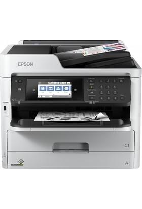 Epson WorkForce Pro WF-M5799DWF Siyah - Beyaz Yazıcı
