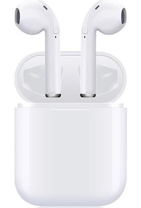 Gomax i9s Tws Mini Kablosuz Bluetooth Kulakiçi Kulaklık Beyaz