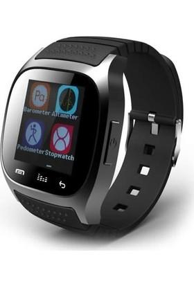 Gomax M26 Akıllı Saat Siyah